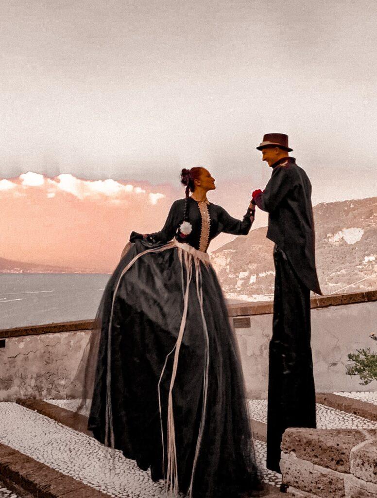 artisti_trampolieri_eleganti_matrimoni
